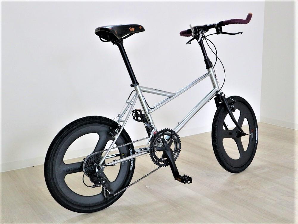 FLAME bike限定 BRUNO VENTURA カスタム_e0188759_12221119.jpg