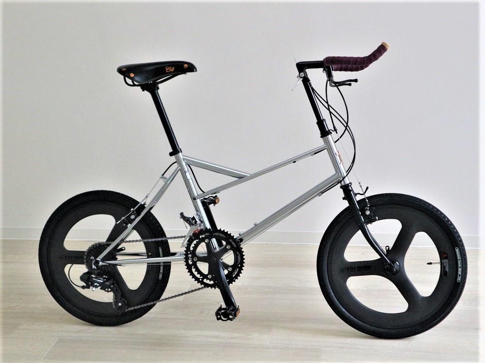 FLAME bike限定 BRUNO VENTURA カスタム_e0188759_12221535.jpg