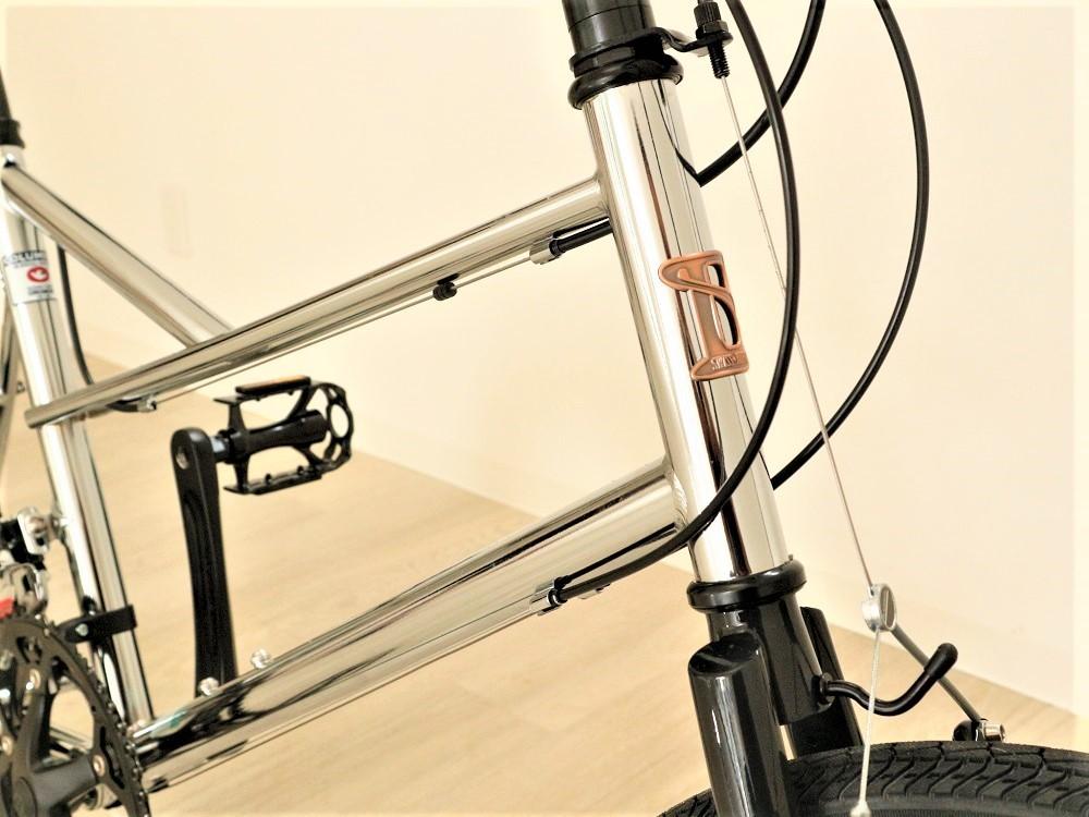 FLAME bike限定 BRUNO VENTURA カスタム_e0188759_12221733.jpg