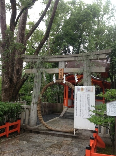 静寂の祇園祭 八坂神社_b0153663_16265047.jpeg