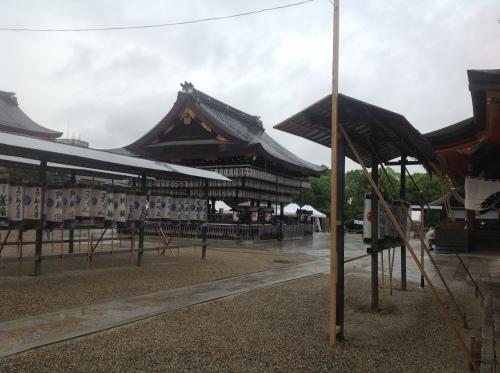 静寂の祇園祭 八坂神社_b0153663_16271422.jpeg