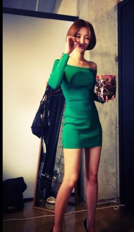 ショートヘアの似合いすぎる女優 コ・ジュニ (ファッショニスタ)メイクが可愛い!バーニングサン事件でとばっちり_f0158064_19234876.jpg