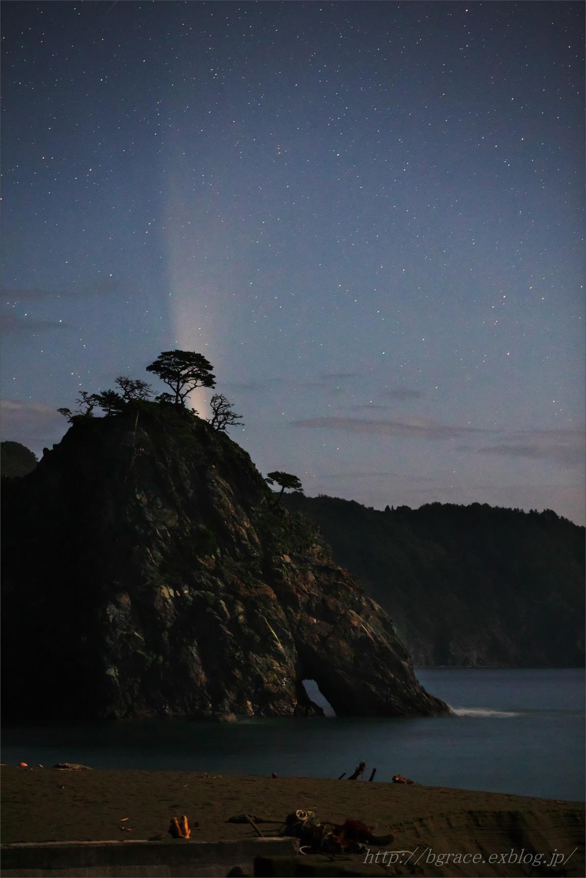 ネオワイズ彗星 (C/2020F3)  7月14日撮影 岩手県 Vol.1_b0191074_22394023.jpg