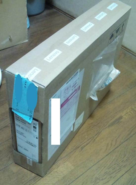 新しいノートパソコン ThinkPad T14 Gen1 (AMD) を注文した。_b0003577_20104212.jpg