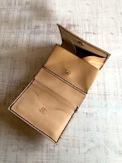 稲マークのミニ財布_f0155891_19351105.jpg