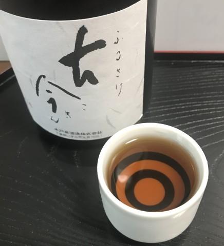 古今 長期熟成酒(木戸泉酒造)千葉県_b0176192_18522534.jpg