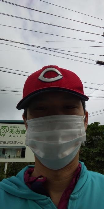 本日もアベノマスクよりコンビニのマスクで介護現場に出勤です!_e0094315_07493838.jpg