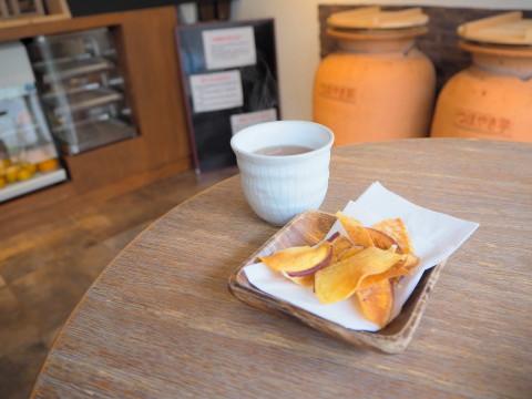 さくらんぼのかき氷:おかげ茶や(弘前市)_b0147224_2246338.jpg
