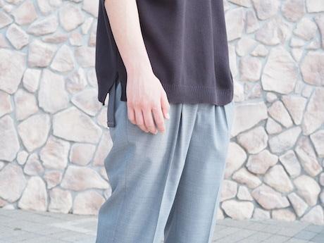 再入荷  SAYATOMO -HAKAMA SLACKS-_b0163746_18535577.jpg