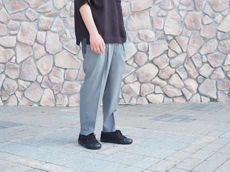再入荷  SAYATOMO -HAKAMA SLACKS-_b0163746_18543359.jpg