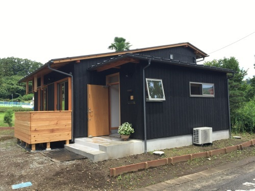 「平屋の家」の見学会_c0201749_22265304.jpg