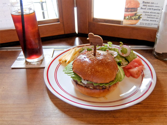 MEIHOKU Burger(伏見) #4_e0160313_15353131.jpg