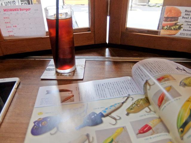 MEIHOKU Burger(伏見) #4_e0160313_15420719.jpg