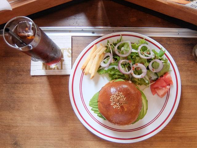 MEIHOKU Burger(伏見) #4_e0160313_15464958.jpg