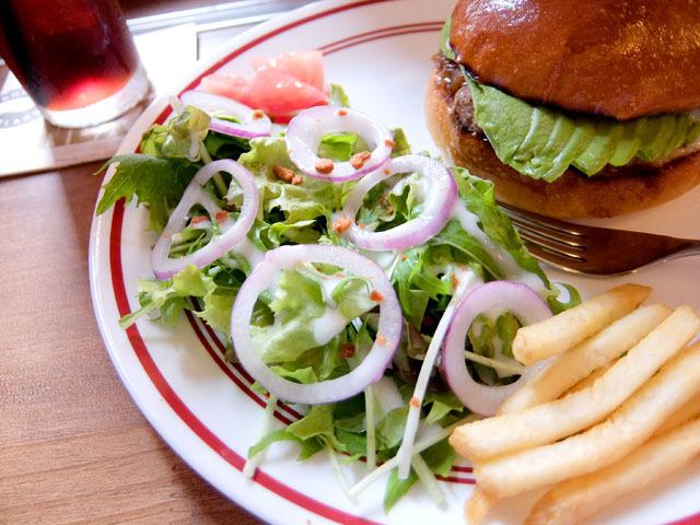 MEIHOKU Burger(伏見) #4_e0160313_15483161.jpg