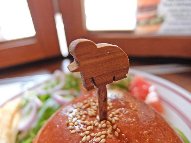 MEIHOKU Burger(伏見) #4_e0160313_15500079.jpg