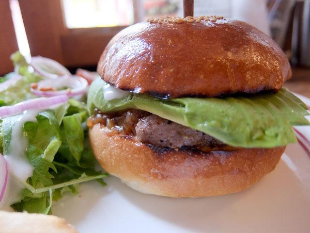 MEIHOKU Burger(伏見) #4_e0160313_15505491.jpg
