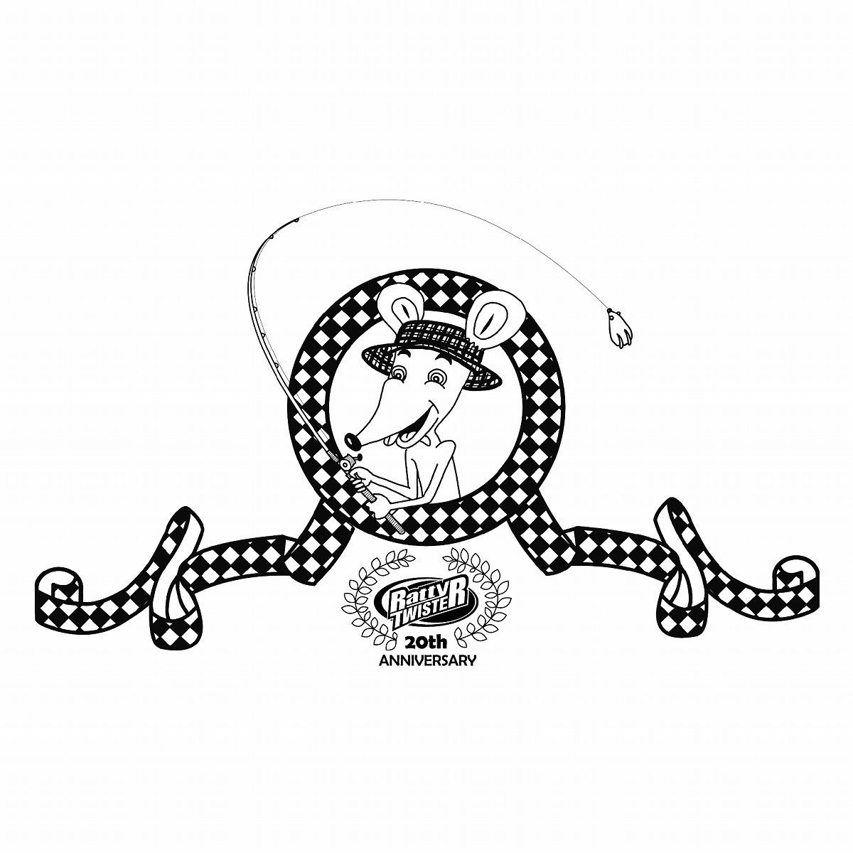 [雷魚][アパレル]Ratty Tee 2020 / Ratty Tote Bag 2020予約開始のご案内。_a0153216_14053938.jpg
