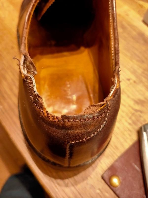 【靴の寿命の話】コードバンアッパーの腰裏あれこれ_f0283816_13053541.jpg