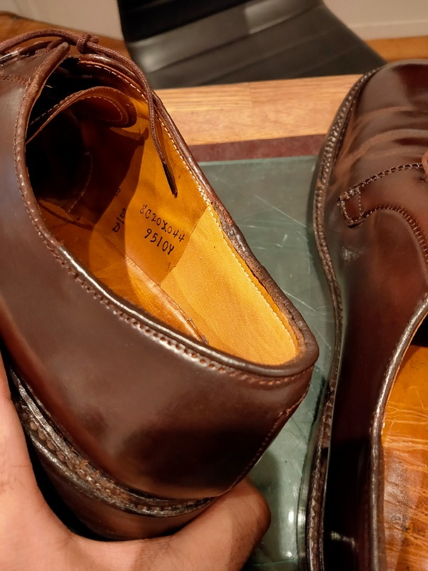【靴の寿命の話】コードバンアッパーの腰裏あれこれ_f0283816_13054387.jpg