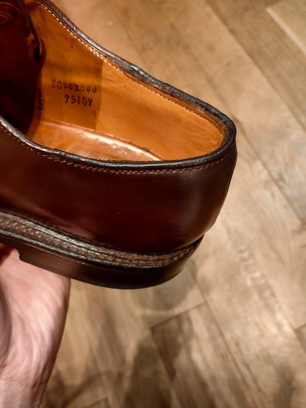 【靴の寿命の話】コードバンアッパーの腰裏あれこれ_f0283816_13154936.jpg