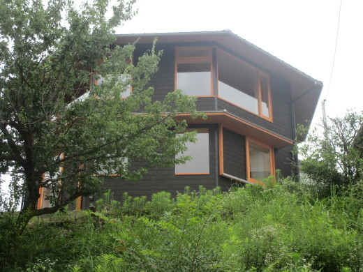 八角形の家 完成見学会のお知らせ_b0216924_03314491.jpg