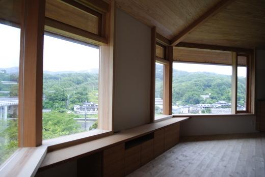 八角形の家 完成見学会のお知らせ_b0216924_03364429.jpg