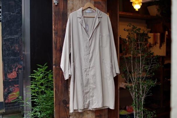 Vintage Duster Coat / Made in USA. MANHATTAN UNIFORM CO. CHICAGO._d0257333_16353846.jpg