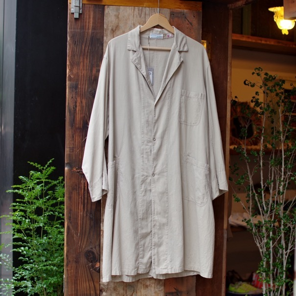 Vintage Duster Coat / Made in USA. MANHATTAN UNIFORM CO. CHICAGO._d0257333_17205013.jpg