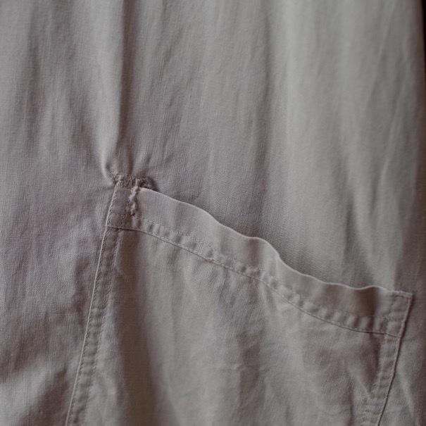 Vintage Duster Coat / Made in USA. MANHATTAN UNIFORM CO. CHICAGO._d0257333_17212933.jpg