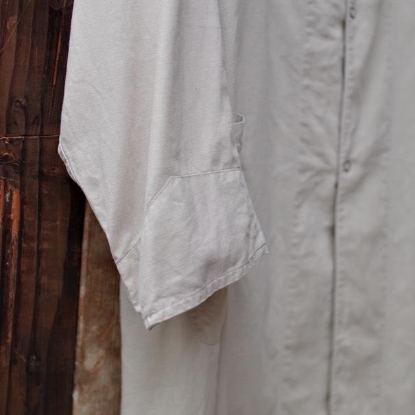 Vintage Duster Coat / Made in USA. MANHATTAN UNIFORM CO. CHICAGO._d0257333_17213503.jpg