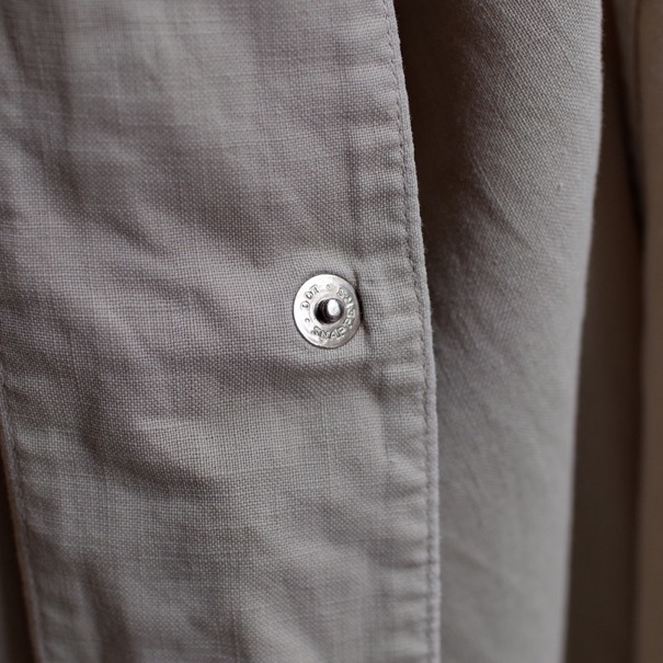 Vintage Duster Coat / Made in USA. MANHATTAN UNIFORM CO. CHICAGO._d0257333_17221465.jpg