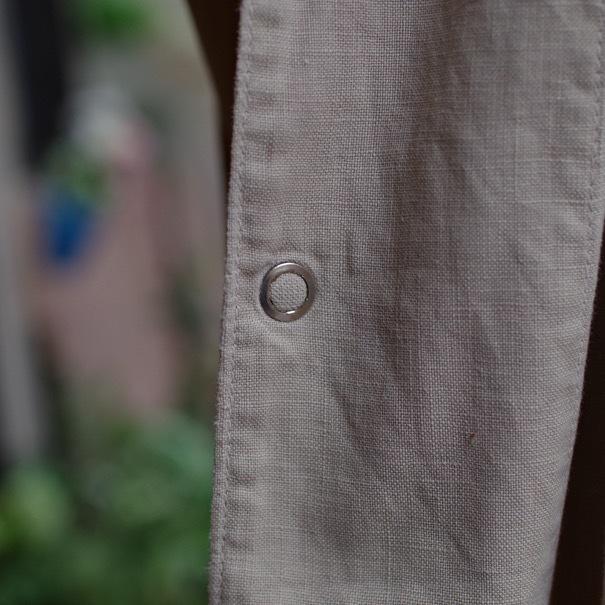 Vintage Duster Coat / Made in USA. MANHATTAN UNIFORM CO. CHICAGO._d0257333_17222150.jpg