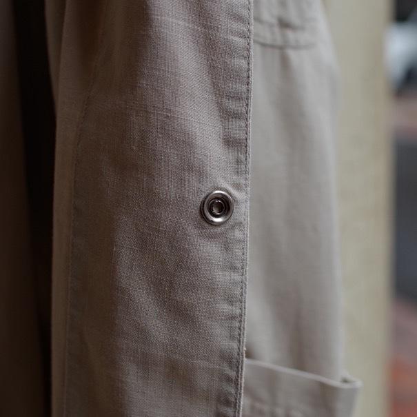 Vintage Duster Coat / Made in USA. MANHATTAN UNIFORM CO. CHICAGO._d0257333_17223143.jpg