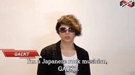 GACKT:JAPAN EXPO MALAYSIAへの激励メッセージ_c0036138_20044683.jpg