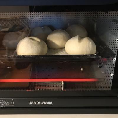 オーヤマくんでパンを焼いてみた_c0055363_10040654.jpg