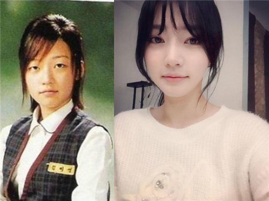 【透明感!】女優ソン・ハユン 高校生役からすっかり大人の女性に!いまでは主役級 _f0158064_01484875.jpg