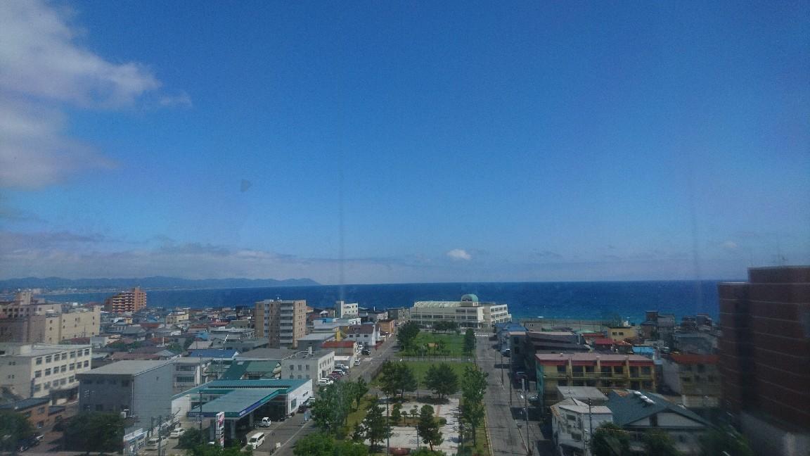 函館の海はきれい_b0106766_20324565.jpg