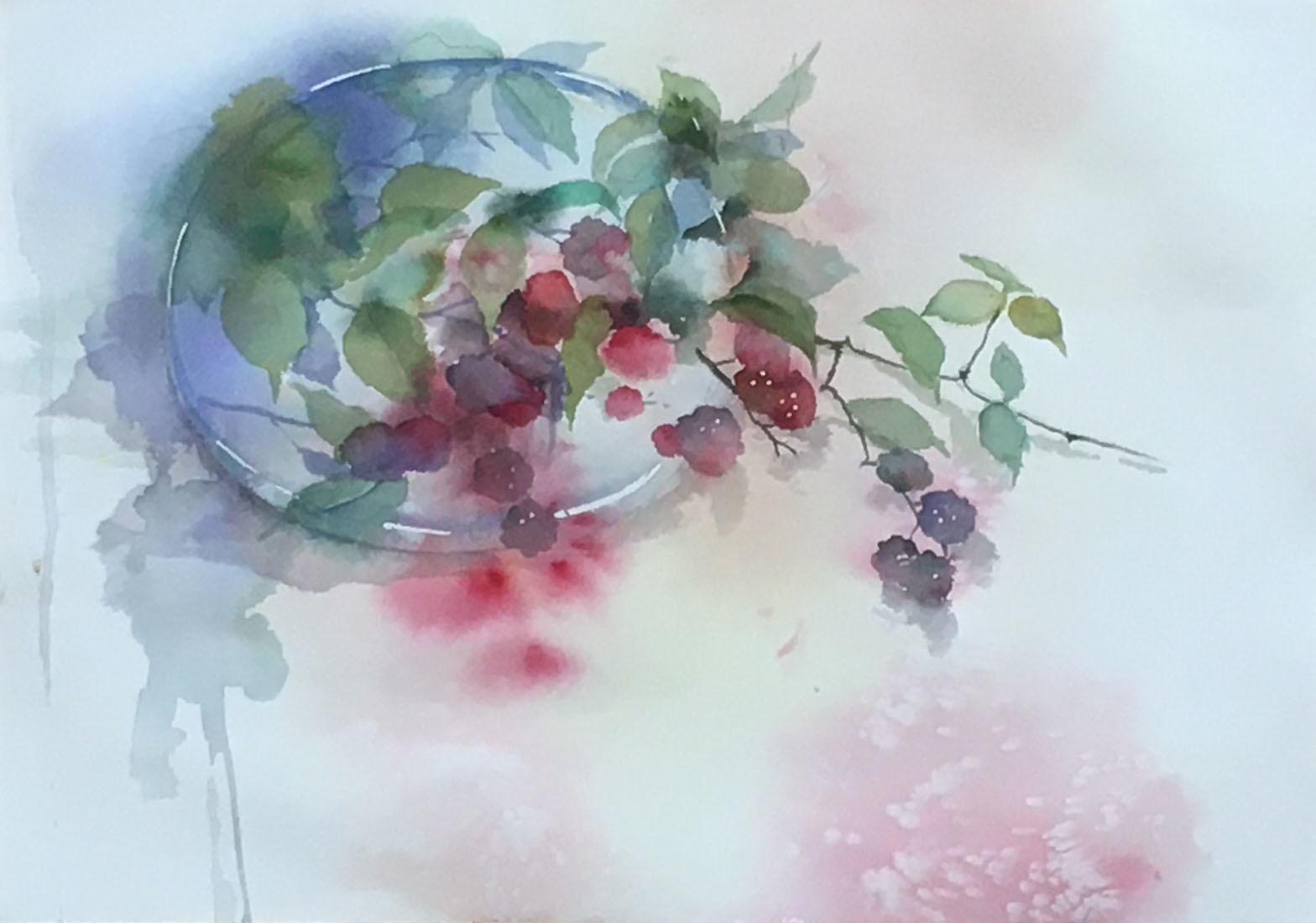 水彩画 美術部 ふうと_d0113879_16121355.jpg