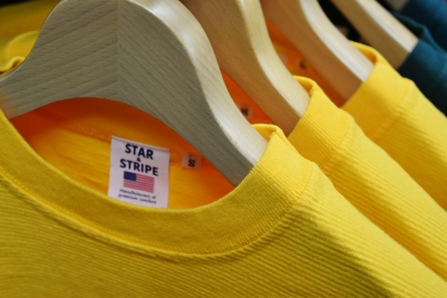 STAR and STRIPE   MADE IN USA_d0152280_13265215.jpg