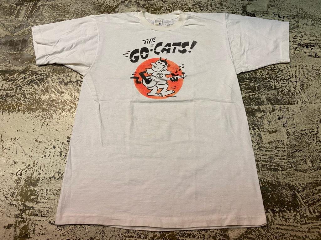 7月18日(土)マグネッツ大阪店!T-Shirt & Bandana入荷日!! #1 VinT Part1編!GO・CATS.!,THE FONZ,7UP&Hanesport!!_c0078587_11435743.jpg