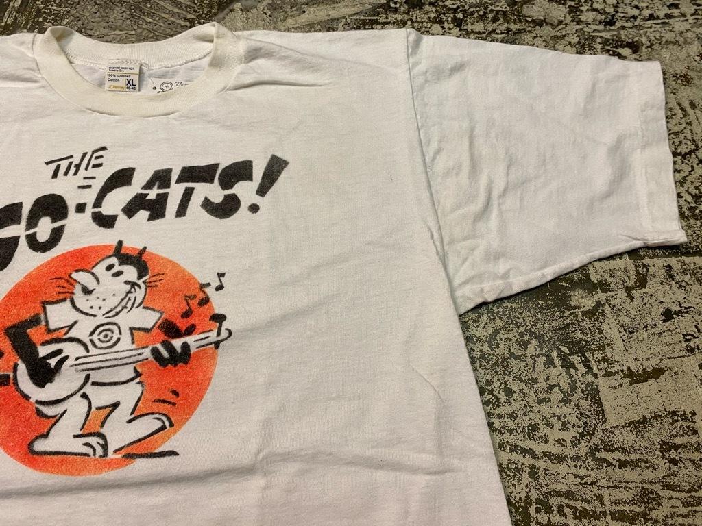 7月18日(土)マグネッツ大阪店!T-Shirt & Bandana入荷日!! #1 VinT Part1編!GO・CATS.!,THE FONZ,7UP&Hanesport!!_c0078587_11435787.jpg