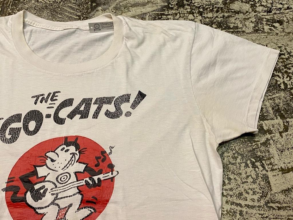 7月18日(土)マグネッツ大阪店!T-Shirt & Bandana入荷日!! #1 VinT Part1編!GO・CATS.!,THE FONZ,7UP&Hanesport!!_c0078587_11440302.jpg