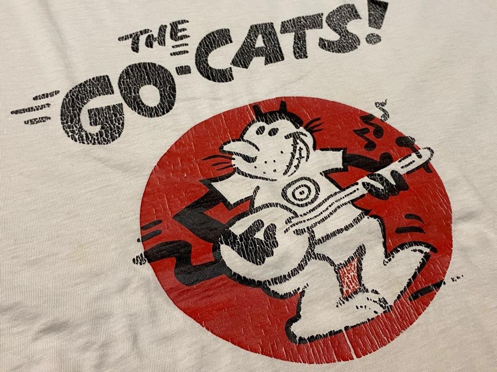 7月18日(土)マグネッツ大阪店!T-Shirt & Bandana入荷日!! #1 VinT Part1編!GO・CATS.!,THE FONZ,7UP&Hanesport!!_c0078587_11440631.jpg