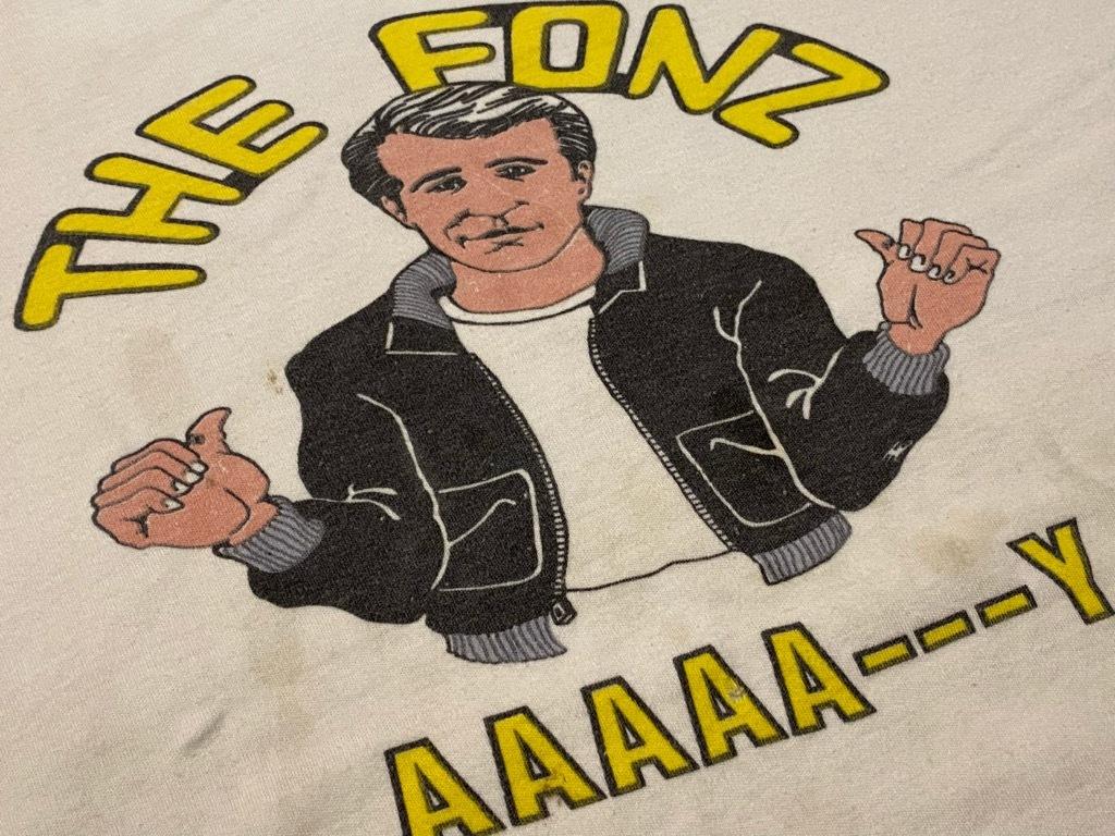 7月18日(土)マグネッツ大阪店!T-Shirt & Bandana入荷日!! #1 VinT Part1編!GO・CATS.!,THE FONZ,7UP&Hanesport!!_c0078587_11441333.jpg