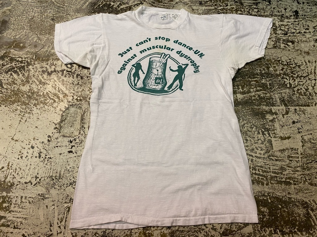 7月18日(土)マグネッツ大阪店!T-Shirt & Bandana入荷日!! #1 VinT Part1編!GO・CATS.!,THE FONZ,7UP&Hanesport!!_c0078587_11453234.jpg