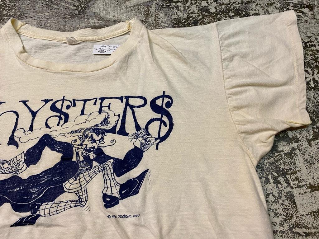 7月18日(土)マグネッツ大阪店!T-Shirt & Bandana入荷日!! #1 VinT Part1編!GO・CATS.!,THE FONZ,7UP&Hanesport!!_c0078587_11460943.jpg