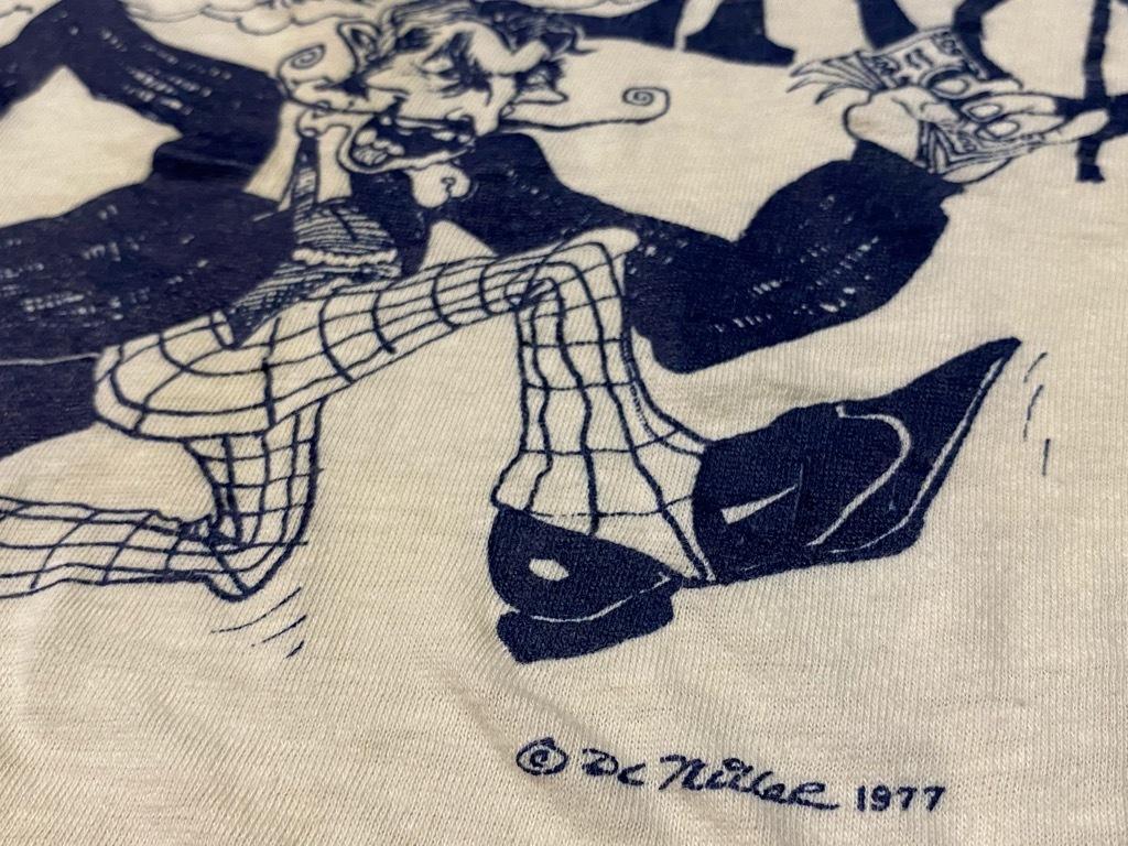 7月18日(土)マグネッツ大阪店!T-Shirt & Bandana入荷日!! #1 VinT Part1編!GO・CATS.!,THE FONZ,7UP&Hanesport!!_c0078587_11461279.jpg