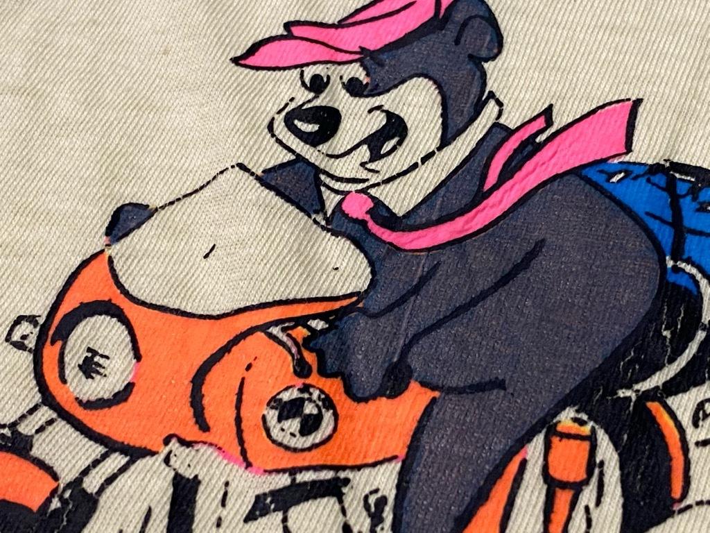 7月18日(土)マグネッツ大阪店!T-Shirt & Bandana入荷日!! #1 VinT Part1編!GO・CATS.!,THE FONZ,7UP&Hanesport!!_c0078587_11472957.jpg