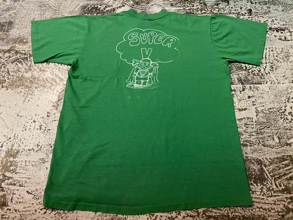 7月18日(土)マグネッツ大阪店!T-Shirt & Bandana入荷日!! #1 VinT Part1編!GO・CATS.!,THE FONZ,7UP&Hanesport!!_c0078587_11475143.jpg
